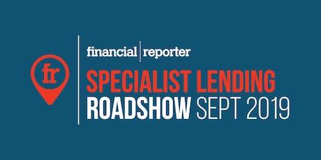 Specialist Lending Roadshow: Durham tickets