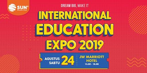 Pameran Pendidikan Internasional oleh SUN Education Group