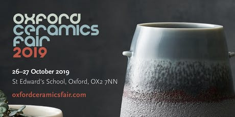 Oxford Ceramics Fair tickets