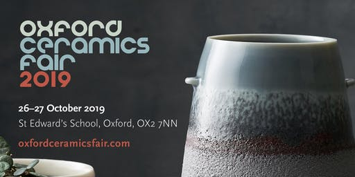 Oxford Ceramics Fair