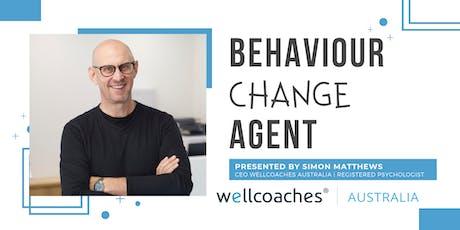 Behaviour Change Agent - Auckland tickets