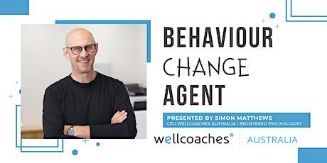 Behaviour Change Agent - Central Coast tickets