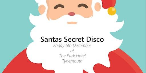 Santas Secret Disco at the Park Hotel Tynemouth