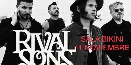 RIVAL SONS en Barcelona entradas
