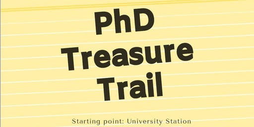 PhD Treasure Trail