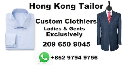 Hong kong tailor trunk tour New Orleans tickets