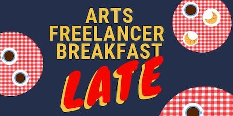Arts Freelancer Breakfast LATE at Goldsmiths CCA tickets