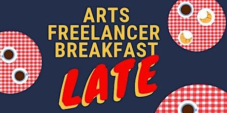 Arts Freelancer Breakfast LATE at Goldsmiths CCA tickets
