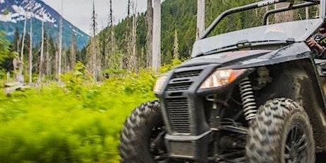 Alpine ATV Full Day Adventure Tour from Haines tickets