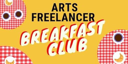 Arts Freelancer Breakfast Club at The Hill Station Café