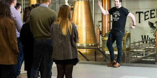 Dublin's Distillery Trail: VIP Guided Tour