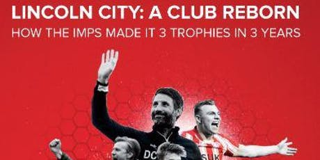 Lincoln City: A Club Reborn DVD tickets