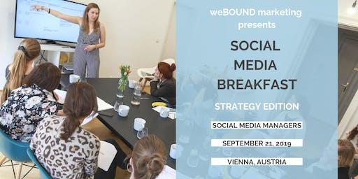 Social Media Breakfast - Create & Optimize Your Social Media Strategy