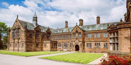 Afternoon Tea at Gladstone's Library - Te prynhawn yn Llyfrgell Gladstone