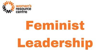 Feminist Leadership tickets