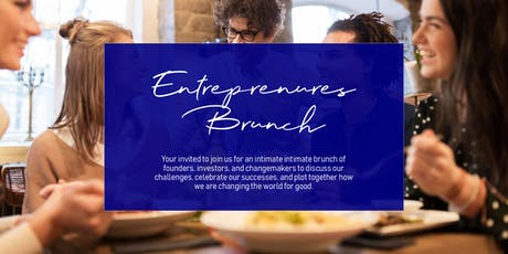 Entrepreneurs Brunch tickets