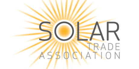 Solar Trade Association AGM 2019 tickets