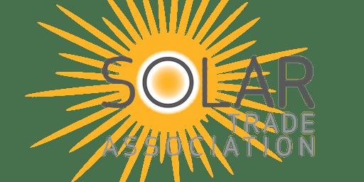 Solar Trade Association AGM 2019
