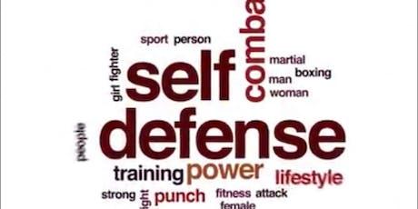 Women's Self Defense Level 3 tickets