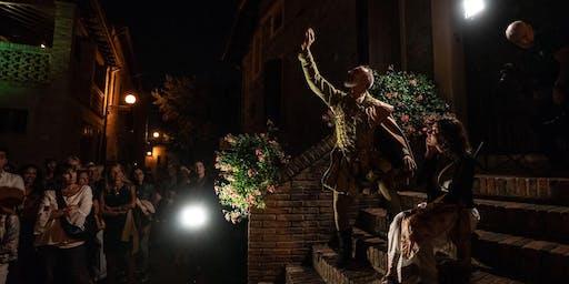 Romeo e Giulietta - spettacolo itinerante