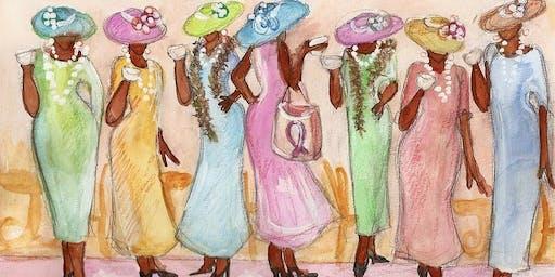Breast Cancer Awareness Hats & High Tea