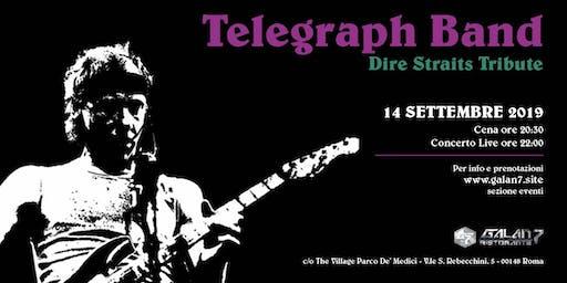 Telegraph Band - DIRE STRAITS Tribute