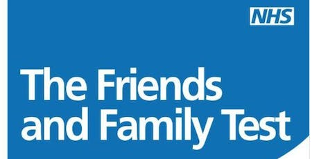 Friends and Family Test - What is changing? tickets