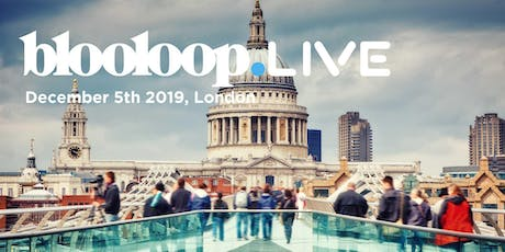 blooloopLIVE UK 2019 tickets