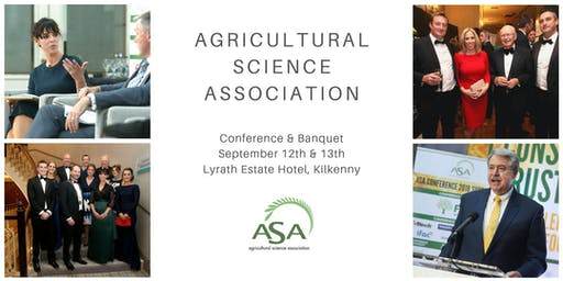 ASA Banquet and Conference 2019