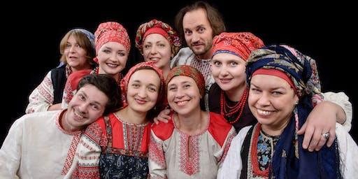 15 Jahre Ensemble Polynushka: die hölzerne Hochzeit!
