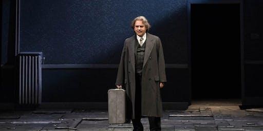 """""""Se questo è un uomo"""" di Primo Levi. Con Valter Malosti - Italie sur scène"""