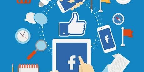 UP'Numérique | Bar Camp #3 : Optimiser sa présence sur Facebook tickets