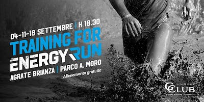 TRAINING  for Energy Run 2019 • 11 settembre