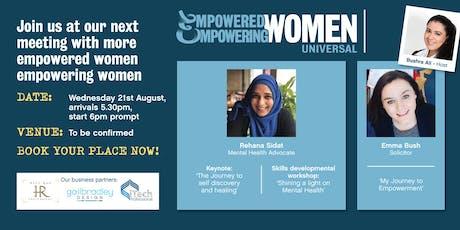 Empowered Women Empowering Women tickets