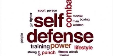 Women's Self Defense Level 1 tickets