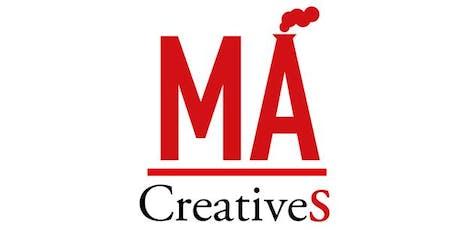 MA Creative Art Exhibition tickets