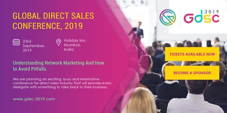 GDSC 2019 - Global Network Marketing Conference tickets