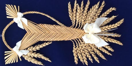 Wheat Weaving Workshop - full day tickets