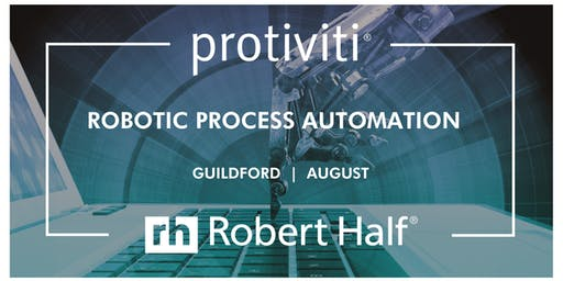 Robert Half - Robotics & Automation Business Breakfast