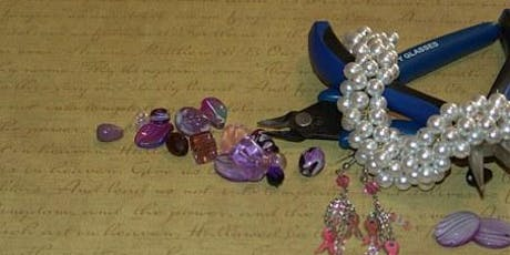 Community Learning - Jewellery Making for Beginners - Sutton in Ashfield Library tickets