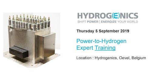 Hydrogenics'  Power-to-Hydrogen Expert Training