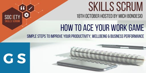 Skills Scrum - How To Ace Your Work Game.