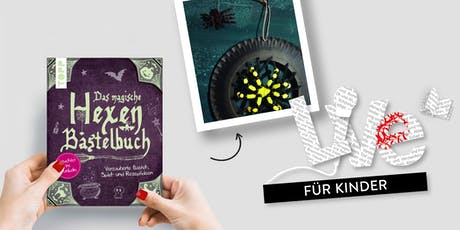 FÜR KINDER: Schauriges Halloween Basteln Tickets