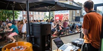 Friday Night DJ at CRATE St James Street