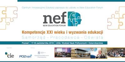 New Education Forum Poznań