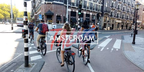Amsterdam Talks - How Friendly are the Streets of Amsterdam? tickets