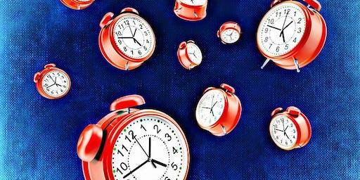 """Conferencia """"Tú decides tu tiempo"""""""