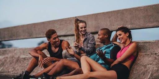 Sweat & Mingle: DATING in the city just got HOT & SWEATY