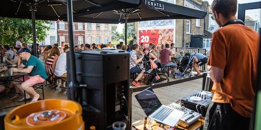 CRATE St James Street Saturday Night DJ