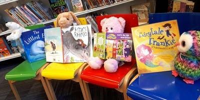 Toddler Stories and Rhymes (Lytham)